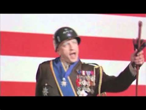 Thesis statement on general george patton